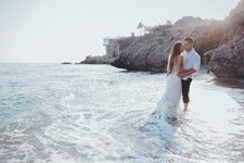Trash the Dress | Pos-boda en Nerja