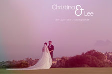 Chistina & Lee / Alcaidesa Golf / Sotogrande